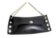 Upcycled Recycled / Inner Tube / Purse Clutch / by GroovyGarbage, $48.00