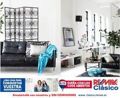 ¿SUEÑAS CON UNA CASA NUEVA? Encuéntrala con nosotros y SIN COMISIONES http://clasico.remax.es/ RE/MAX Clásico #MADRID