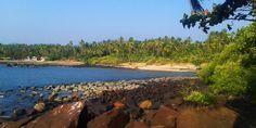 Strand in Goa © Isabella Falter