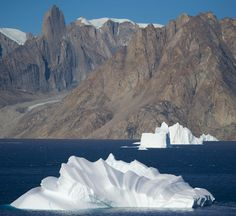 Bear Island, East Greenland