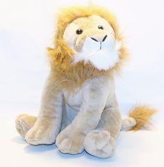 "Kohl's Cares for Kids Plush Lion 12""  Stuffed Animal Lovey #KohlsKids"