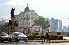 Glorieta de Colón. / Columbus roundabout.