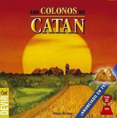 Colonos de Catán, juego de mesa de estrategia @ Juegos de Mesa y de Tablero Blog http://juegosdemesaydetablero.blogspot.com/2011/07/colonos-de-catan-juego-de-mesa-de.html