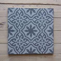 Cement Tiles, Black Edition, Bespoke, Rugs, Home Decor, Monochrome, Handmade, Patterns, Colors