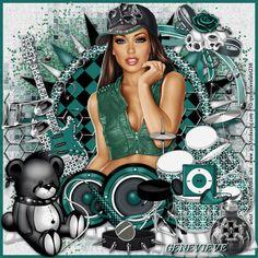 mes creations scrap - genevieve0304