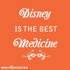 #Disney is the best medicine! Share if you agree! #Disneylove