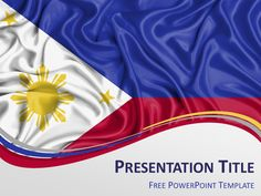 Vietnam flag powerpoint template presentationgo powerpoint free powerpoint template with flag of philippines background toneelgroepblik Image collections