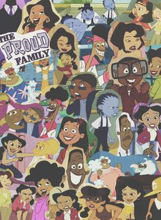 The Proud Family Cartoon Wallpaper Iphone, Trippy Wallpaper, Homescreen Wallpaper, Mood Wallpaper, Cute Disney Wallpaper, Iphone Background Wallpaper, Aesthetic Pastel Wallpaper, Retro Wallpaper, Locked Wallpaper