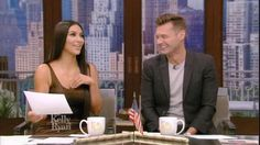 Kim Kardashian Co-Hosts 'Live With Kelly and Ryan' and Proves She's a Total Natural! #KimKardashian