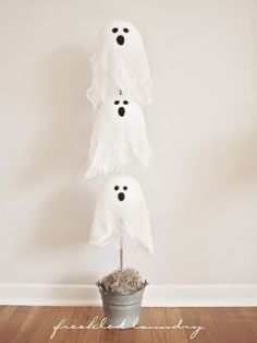 Ghost Topiary:)