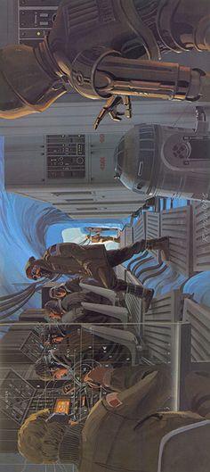 Star Wars 02 Ralph Mc Quarrie