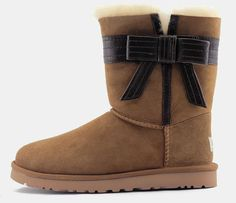 UGG Bailey Bow Tall...just ordered for early bday gift from hubby. Now watch no more cold or snowy days. Spring is sure to come soon!