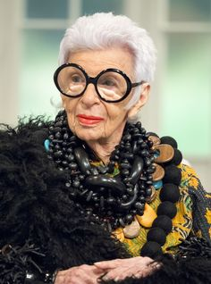 Five Things We Could All Learn From Iris Apfel