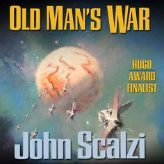 Old Man's War (Unabridged) - John Scalzi | Sci Fi &...: Old Man's War (Unabridged) - John Scalzi | Sci Fi & Fantasy… #SciFiampFantasy