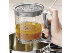 CHEFS grease separator 32-oz - Cooking.com