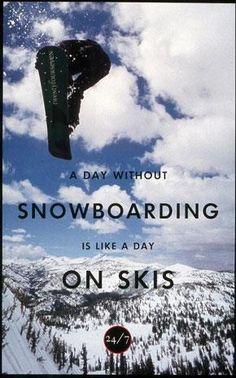 oaaa.org - 1996 snowboarding ad - resorts - design - photography