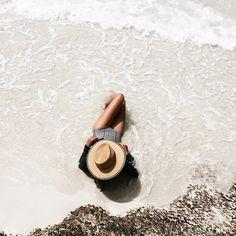 Julie Sariñana @sincerelyjules Sun, sand and @bi...Instagram photo | Websta (Webstagram)