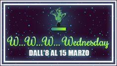 The Ink Spell: W...W...W... Wednesdays #28