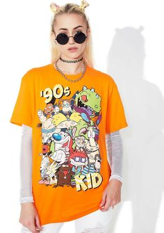 Throwback Squad Tee