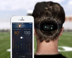 Using Sensors to Monitor Head Impacts in Sports