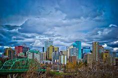 Downtown, Edmonton, AB, Canada
