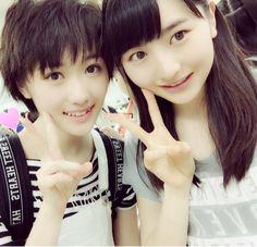 Haruka Kudo & Haruna Ogata