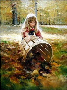 """""""Autumn Leaves"""" by Donald Zolan"""