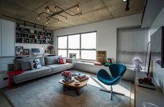 Casa 2 Arquitetos Design a Colorful Home in São Paulo, Brazil