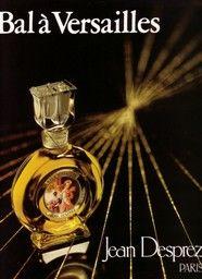 Perfume-Smellin' Things Perfume Blog - A wonderful review of Jean Desprez - Bal A Versailles