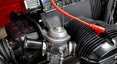 BMW R 100 RT La parisienne Blitz motorcycle
