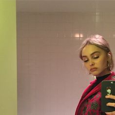 Lily-Rose Depp @lilyrose_depp ahhhhh it's the a...Instagram photo | Websta (Webstagram)