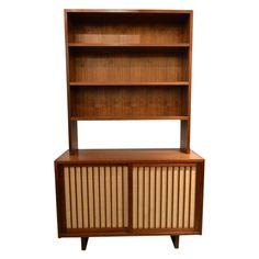 Wonderful Display Cabinet by George Nakashima