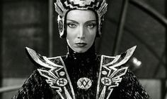 Mariangela Melato as Kala in Flash Gordon. She started her career with Dario Fo and Franca Rame's theatre company. Photograph: Allstar/Cinet...