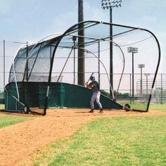 Replacement Vinyl Skirt for the Big Bubba Batting Cage (Skirt Only) - http://www.learnbatting.com/baseball-equipment-deals/replacement-vinyl-skirt-for-the-big-bubba-batting-cage-skirt-only/