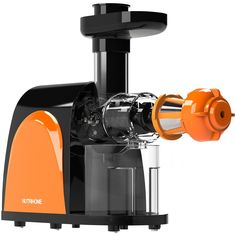 Buy Masticating Juicer, Cold Press Juicer, Slow Juicer Machine with Juice Jug, Pulp Jug and Cleaning Brush, Juicer Juice Extractor for High Nutrient Fruit and Vegetable Fruit And Veg, Fruits And Vegetables, Fresh Fruit, Fruit Juice, Veggies, Specialty Appliances, Small Appliances, Best Masticating Juicer, Best Juicer Machine