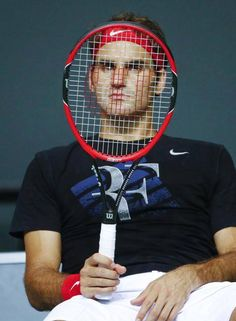 Tennis Racket Size: Your Style and Guide - Tennis Racket Pro Tennis Live, Sport Tennis, Play Tennis, Soccer, Roger Federrer, Davis Cup, Professional Tennis Players, Tennis Quotes, Rackets