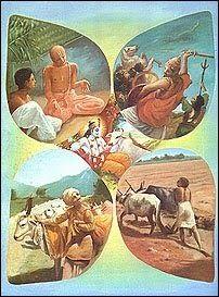 El sistema de castas en el Hinduismo