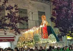 FOTOS DE COÍN.: Semana santa en Coín 2014. miercoles Santos