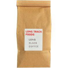 LONG BLACK COFFEE (ロング・ブラック・コーヒー)