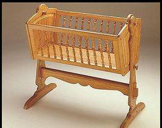 Vintage Wood Baby Cradle Plans - Bing Images