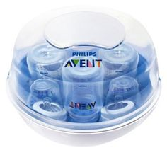 Avent Microwave Steam Sterilizer Online in India, Buy at Best Price from Firstcry.com - 102701