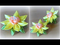 How to make a daffodil from the tape. Discussion on LiveInternet - Russian Service Online Diaries