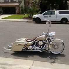 road king custom extended bags - Google Search