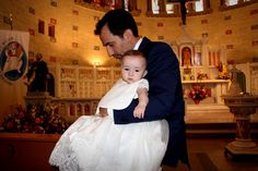 Baptism photography, Little Italy Montreal