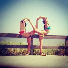 double scorpion! bestfriends x infinity! I can do this easily ;)  awesome picture Idea...