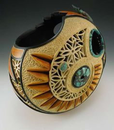 1000+ images about Gourd Art on
