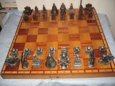 "Russian Chess Set ""Kremlin Chess"" | Toys & Hobbies, Games, Chess | eBay!"