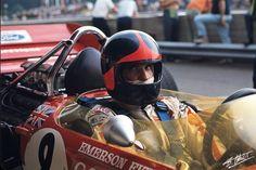 Emerson Fittipaldi (Zeltweg 1970)