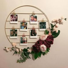 Photo frames: 30 ideas + tutorials for decorating your home Find out where . - Picture Frames: 30 Ideas + Tutorials for Decorating Your Home Find out where to buy … – Trend I - Big Picture Frames, Photo Frame Ideas, Birthday Decorations, Wedding Decorations, Wedding Centerpieces, Creation Deco, Deco Floral, Diy Décoration, Diy Birthday