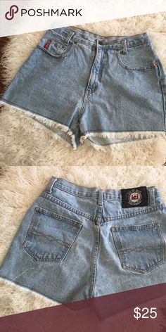 0fc6fc639ff Vintage Lei shorts High rise! Adorable. Say 11
